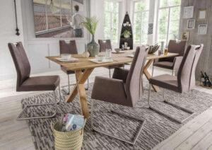 Diese Küchenstühle passen zu rustikalen Küchen